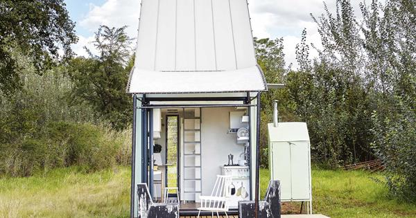 A small but mighty tiny home filled with clever ideas