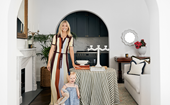 Four fashionable mums and their top nursery tips