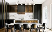 How to elevate your interiors with stone accents