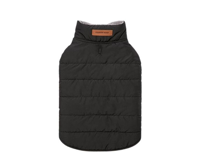 """**[Enzo puffer jacket, $69.95, Country Road](https://www.countryroad.com.au/enzo-puffer-60250857-109