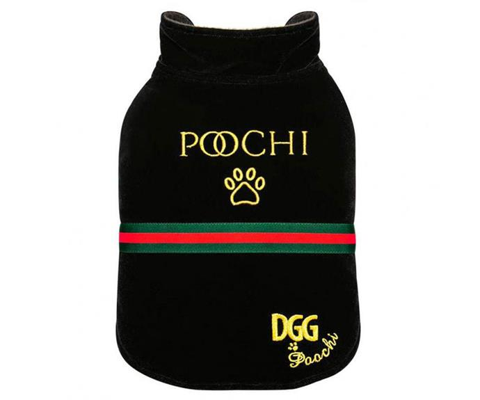 """**[Poochi Parka, $39.99 (available in X-Small – Large), PETstock](https://www.petstock.com.au/product/dog/poochi-parka/65601