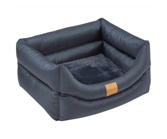 """**[Buddy & Belle water resistant outdoor bolster bed, $99-199.99, PETstock](https://www.petstock.com.au/product/dog/buddy-belle-water-resistant-outdoor-bolster-bed/77589
