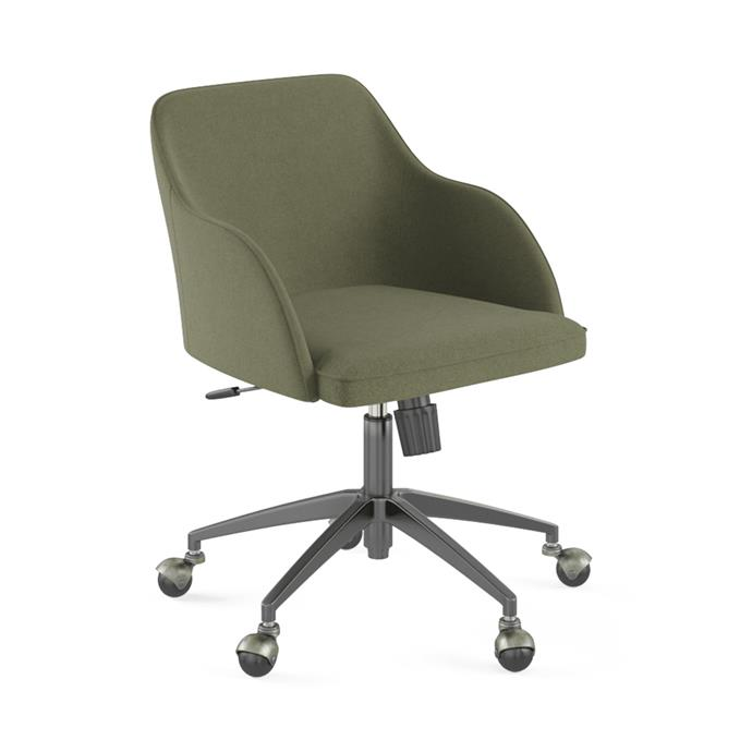 """**Gabe office chair, $374, [Brosa](https://www.brosa.com.au/products/gabe-office-chair