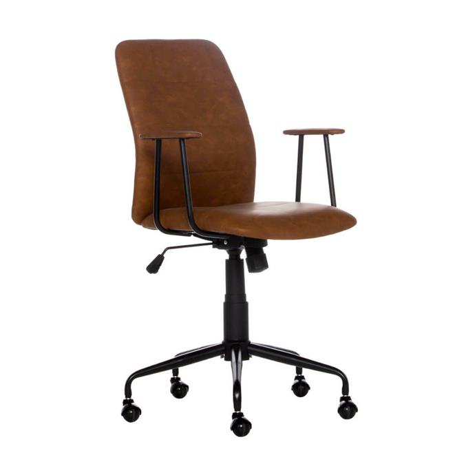 """**OREN office chair, $179, [Freedom](https://www.freedom.com.au/product/24132121