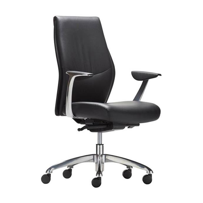 """**Altitude executive leather office chair, $522, [Office Furniture Company](https://officefurniturecompany.com.au/products/altitude-executive-chair?variant=7967076253762