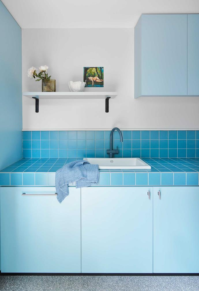"""Aiming to surprise and delight the owners of this Sydney laundry, the interior experts at [Arent&Pyke](https://arentpyke.com/