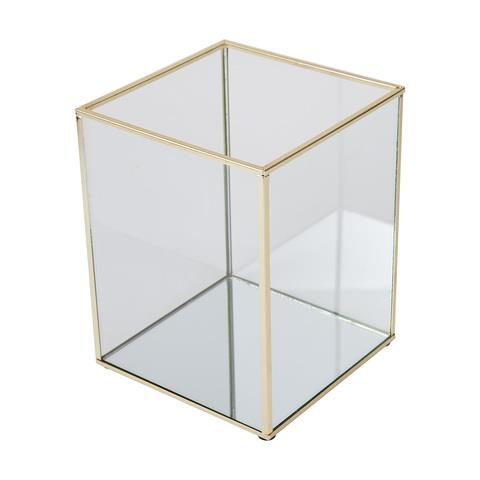 """Candles create a cosy ambience in any room. This [Brass Look Glass Pillar candle holder](https://www.kmart.com.au/product/brass-look-glass-pillar-holder/3340319