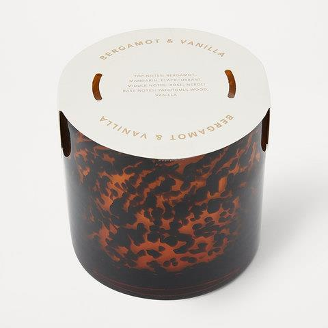 """There's nothing more comforting on a cold night than lighting a scented candle like the on-trend [Tortoise Shell Fragrant Candle](https://www.kmart.com.au/product/tortoise-shell-fragrant-candle/3493846