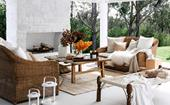 Warm and welcoming outdoor styling ideas for winter