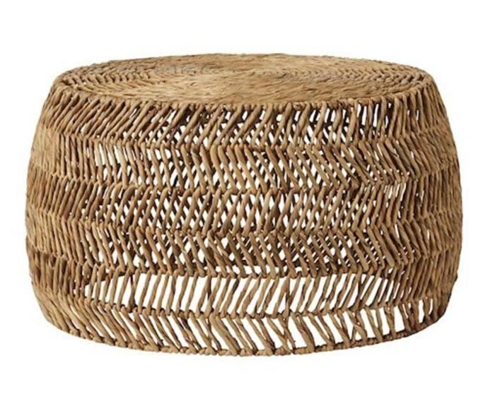 """**Home Republic Fez Zig Zag coffee table, $174.99, [Adairs](https://www.adairs.com.au/furniture/tables/home-republic/fez-zig-zag-coffee-table-natural