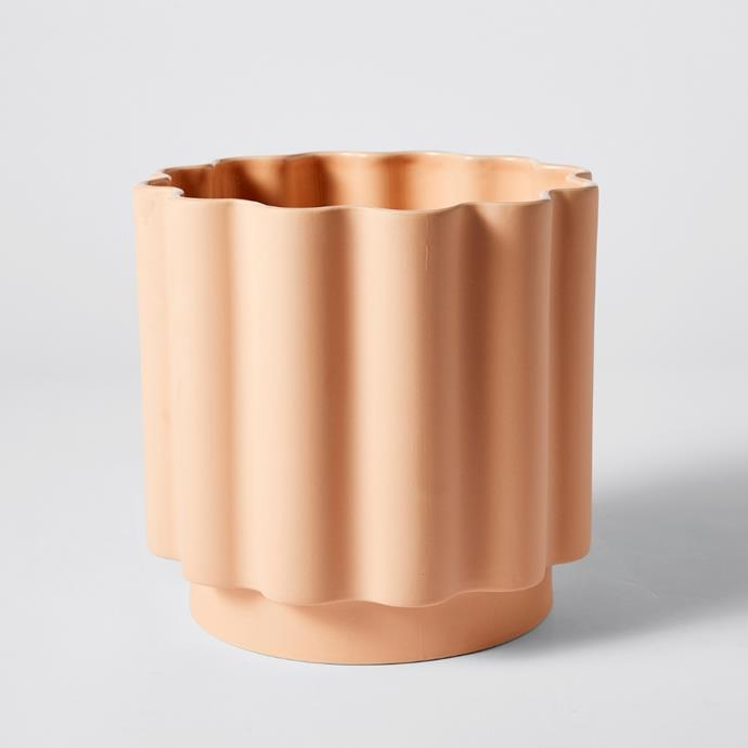 """**[Vela large planter pot, $29](https://www.target.com.au/p/vela-large-planter-pot/64793627
