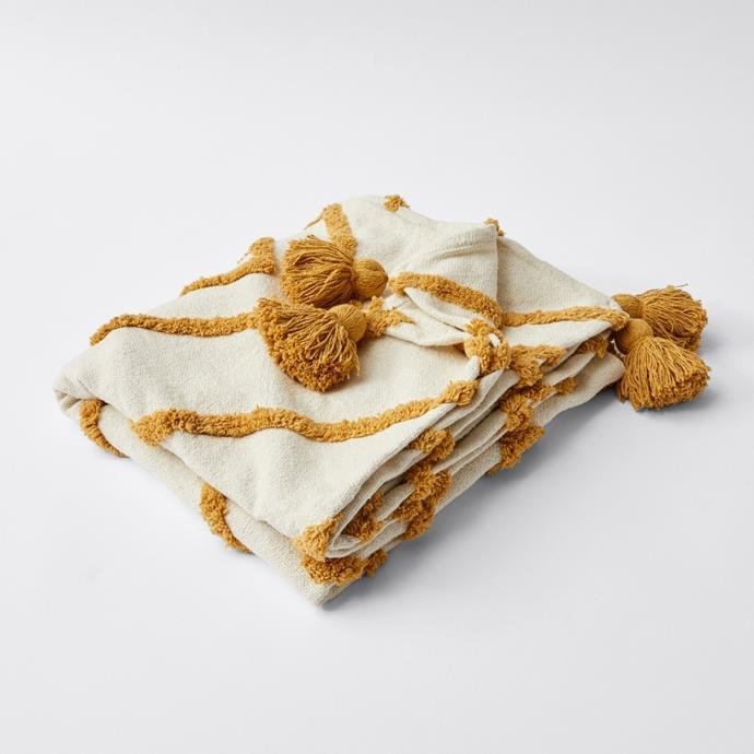 """**[Astrid throw, $39](https://www.target.com.au/p/astrid-throw/64797915