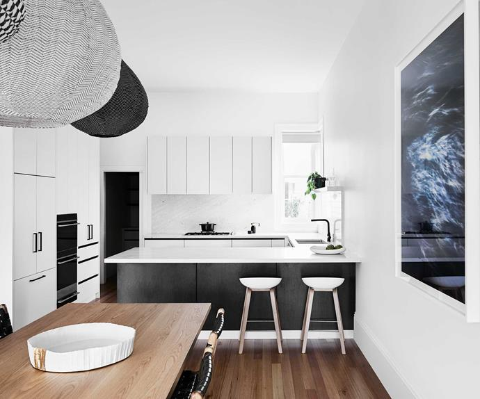 A renovated weatherboard in Ballarat designed for modern living