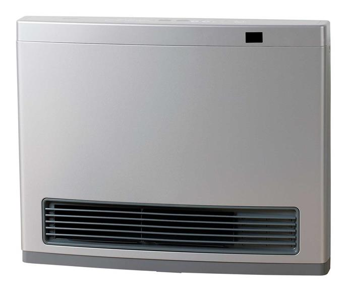 """**Rinnai Avenger 25 Convector Portable Natural Gas Heater AV25SN3, $1419, [Appliances Online](https://www.appliancesonline.com.au/product/rinnai-avenger-natural-gas-heater-av25sn3 target=""""_blank"""" rel=""""nofollow"""")**.<br><br>Rinnai's Avenger Portable Natural Gas Heater is one of the most popular units sold through Appliances Online, and for good reason. Powered by natural gas and extremely portable, this humble heater can comfortably warm up a room of up to 97 square metres, and features a handy remote control for when you're too cosy to get up and flip the switch."""