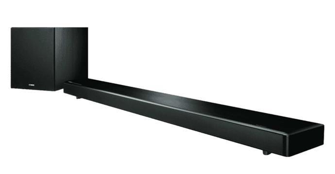 """**Yamaha 7.1Ch Soundbar System YSP-2700, $1345, [The Good Guys](https://www.binglee.com.au/yamaha-7-1ch-soundbar-system-ysp-2700-black