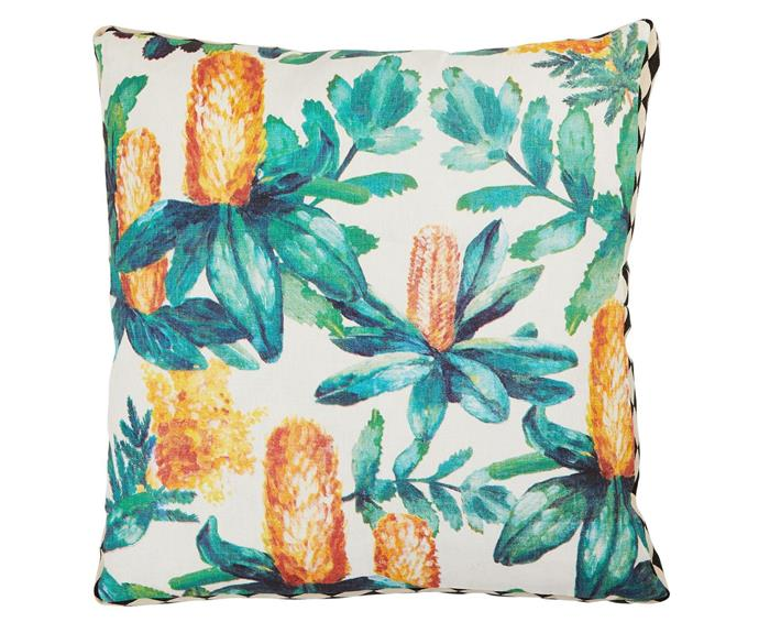 """[**Banksia Multi throw cushion, $165 (50cm), Bonnie and Neil**](https://bonnieandneil.com.au/collections/cushions/products/banksia-multi-50cm