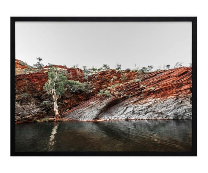 """[**By The Billabong art print in black frame, $440-$540, Myer**](https://www.myer.com.au/p/urban-road-by-the-billabong-black-frame