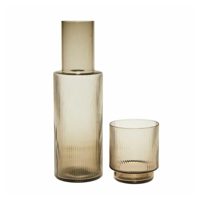 """**STUDIO Carafe and Tumbler Set, $20, [Freedom](https://www.freedom.com.au/product/24331883