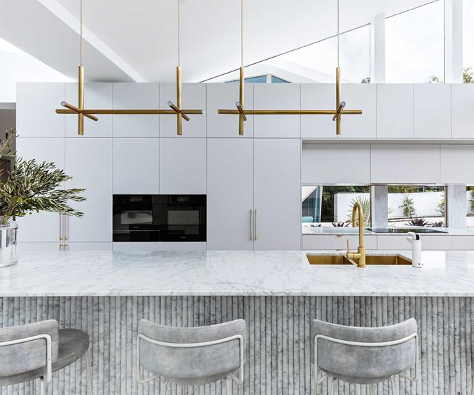 """**Kitchen** Custom cabinetry by [McGee Projects](https://www.mcgeeprojects.com.au/
