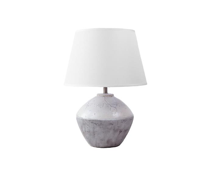 """**Adeline Ceramic Base Table Lamp, $79.95, [Living Styles](https://www.livingstyles.com.au/adeline-ceramic-base-table-lamp/