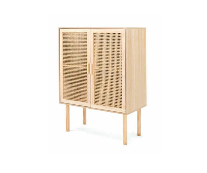 """**Rattan Cabinet, $89, [Kmart](https://www.kmart.com.au/product/rattan-cabinet/3059843