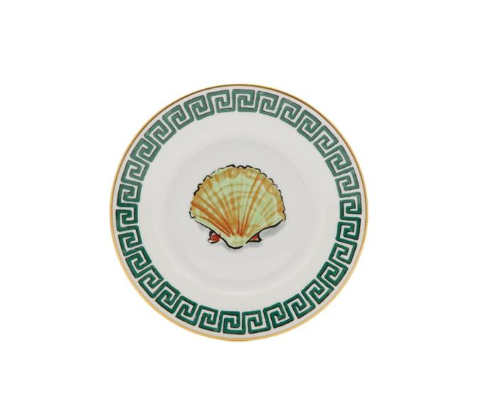 """**GINORI 1735 X Luke Edward Hall shell porcelain side plate, $68, [MatchesFashion](https://www.matchesfashion.com/au/products/Ginori-1735-X-Luke-Edward-Hall-shell-porcelain-side-plate-1310845