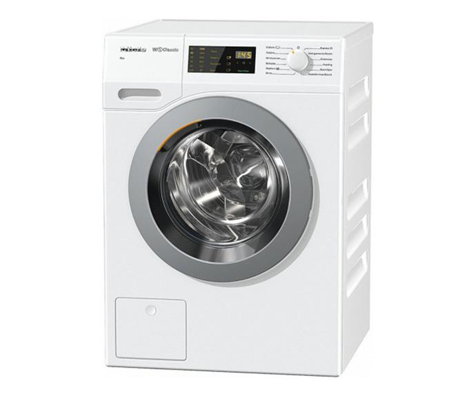 """**Miele WDB 030 7KG Front Load Washer, $1299, [The Good Guys](https://www.thegoodguys.com.au/miele-7kg-front-load-washer-wdb-030