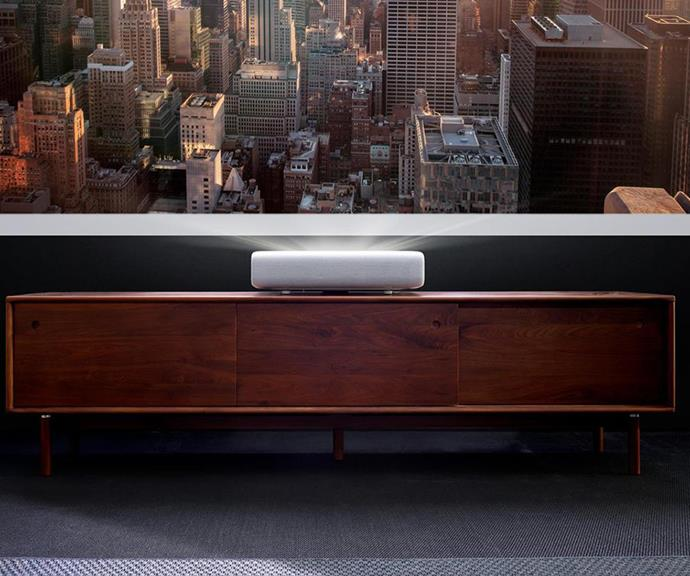 """[Samsung The Premiere Triple Laser 4K Smart Projector](https://www.nationalproductreview.com/au/catalogue/tv-audio/projectors/samsung-the-premiere-triple-laser-4k-smart-projector-splsp9tfaxxy-review