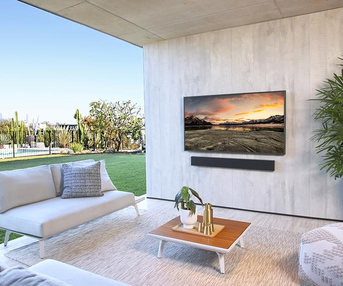 """[Samsung 65"""" The Terrace Outdoor 4K Smart TV](https://www.nationalproductreview.com/au/the-new-lifestyle-range-of-home-entertainment-from-samsung/?utm_source=are_media&utm_medium=&utm_campaign=samsung_lifestyletvs_homestolove_advertorial