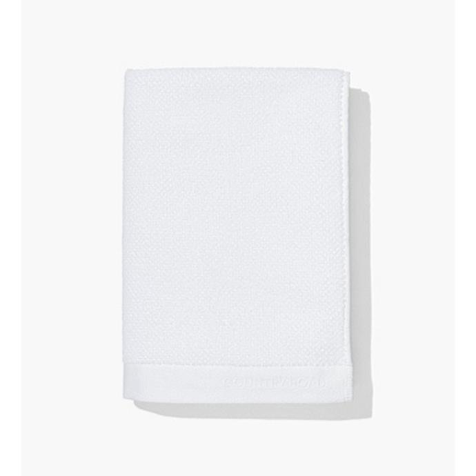 """**Calo Bath Towel, $39.95, [Country Road](https://www.countryroad.com.au/calo-bath-towel-60241875-100