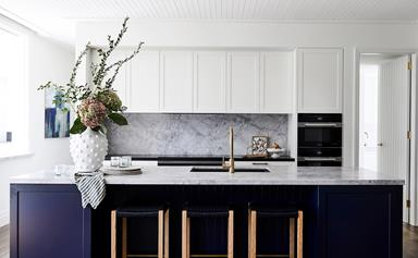 A reimagined Californian bungalow on Sydney's north shore