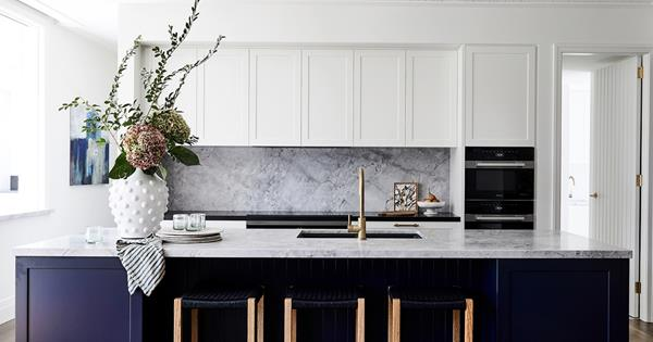 How to design a stylish kitchen that won't date