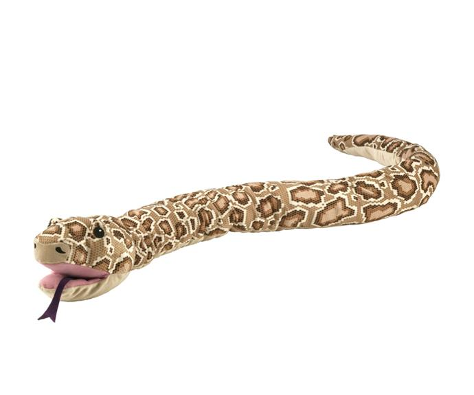 """**[DJUNGELSKOG snake glove puppet, $20,  IKEA](https://www.ikea.com/au/en/p/djungelskog-glove-puppet-snake-burmese-python-40402849/