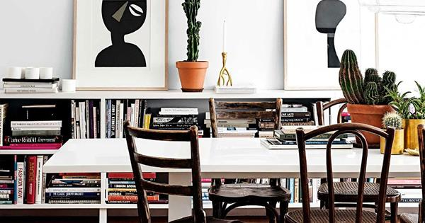 Inside the chic apartment of H&M Home's Head of Design
