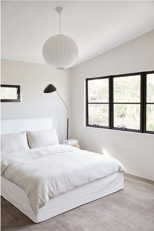 """To achieve a suitable level of comfort in a designed space, the creators of [Apartamento Byron Bay](https://www.homestolove.com.au/st-agni-airbnb-byron-bay-21618