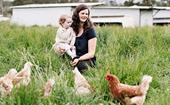 Tour a family-run regenerative farm in the Macedon Ranges, VIC
