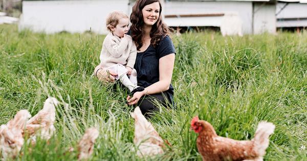 Tour a family-run regenerative farm in the Macedon Ranges
