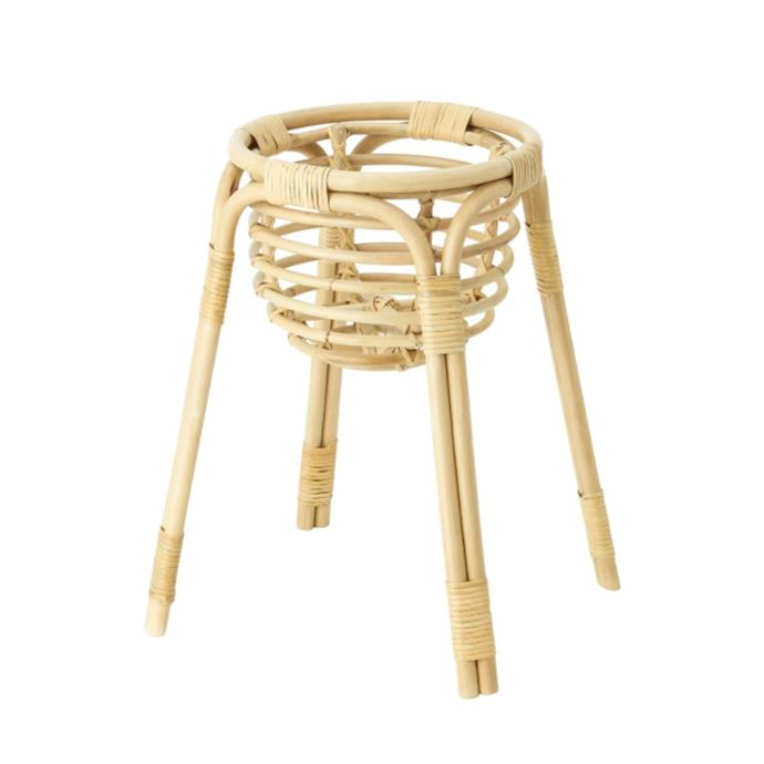 """**Ikea 'Buskbo' plant stand, $34.99, [Ikea](https://www.ikea.com/au/en/p/buskbo-plant-stand-rattan-50455371/