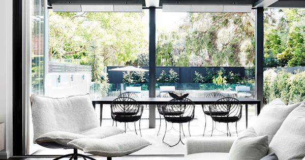 Semi-detached home renovation Sydney