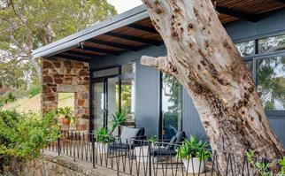 mid century house design