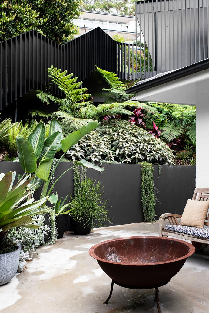 """A rustic-looking [fire pit](https://www.homestolove.com.au/best-fire-pits-under-100-6516