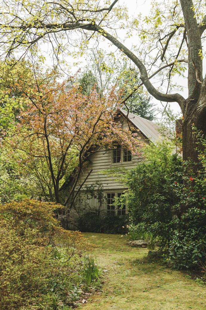 Lynton Lee cottage at Bickleigh Vale.
