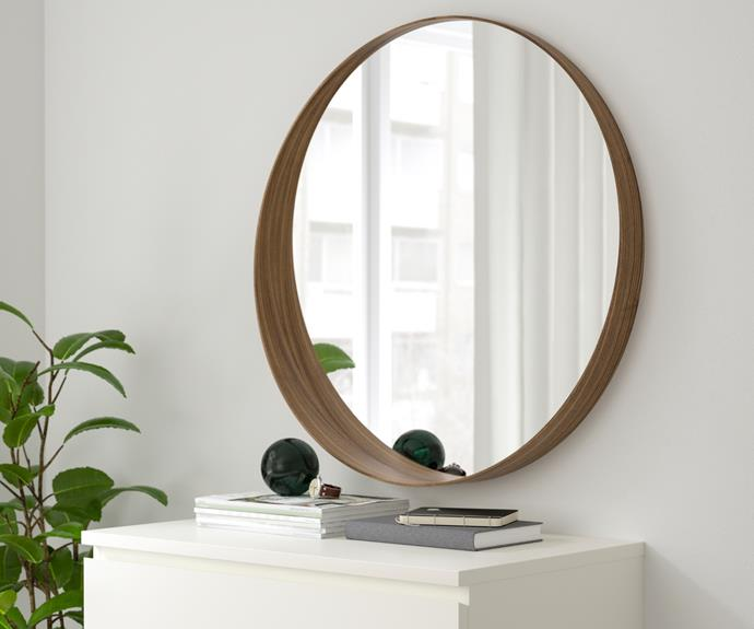 The STOCKHOLM mirror is one of the standout products in the sale.