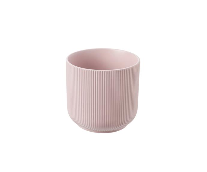 """**GRADVIS Plant pot in pink, $5.99, [IKEA](https://www.ikea.com/au/en/p/gradvis-plant-pot-pink-90391532/