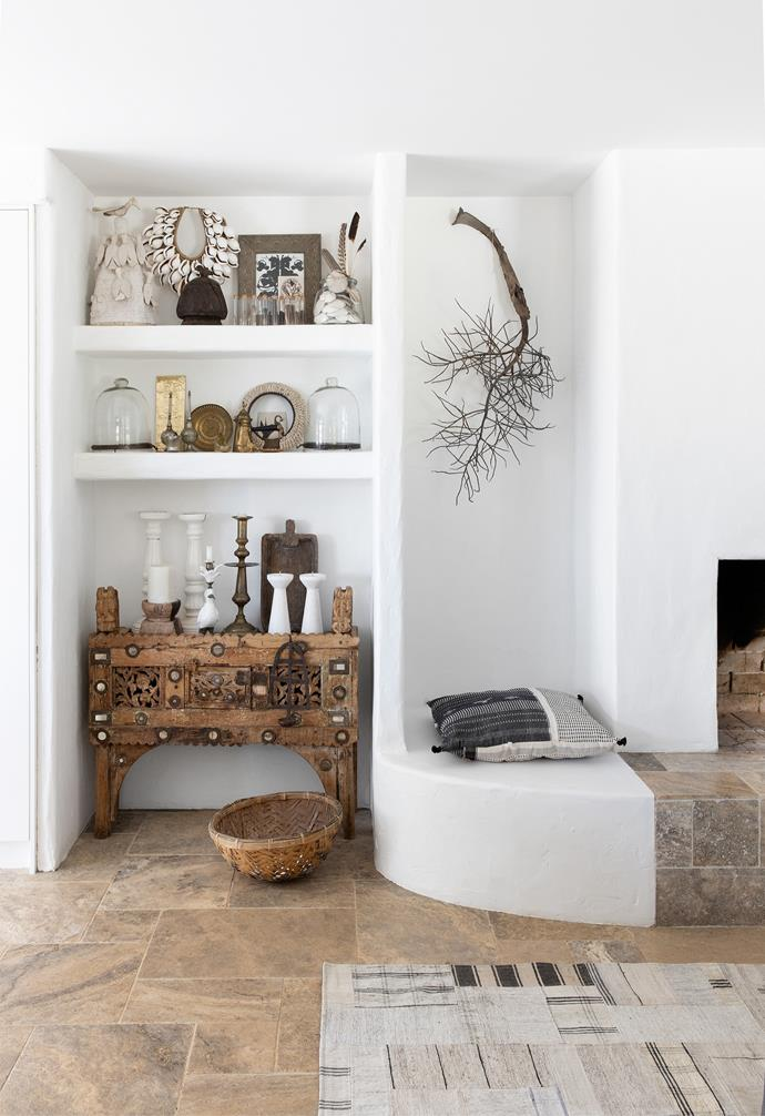 """""""I had to be mindful with six people and two dogs – we really fill the space, so the interior needed to be more minimal,"""" said Amanda."""