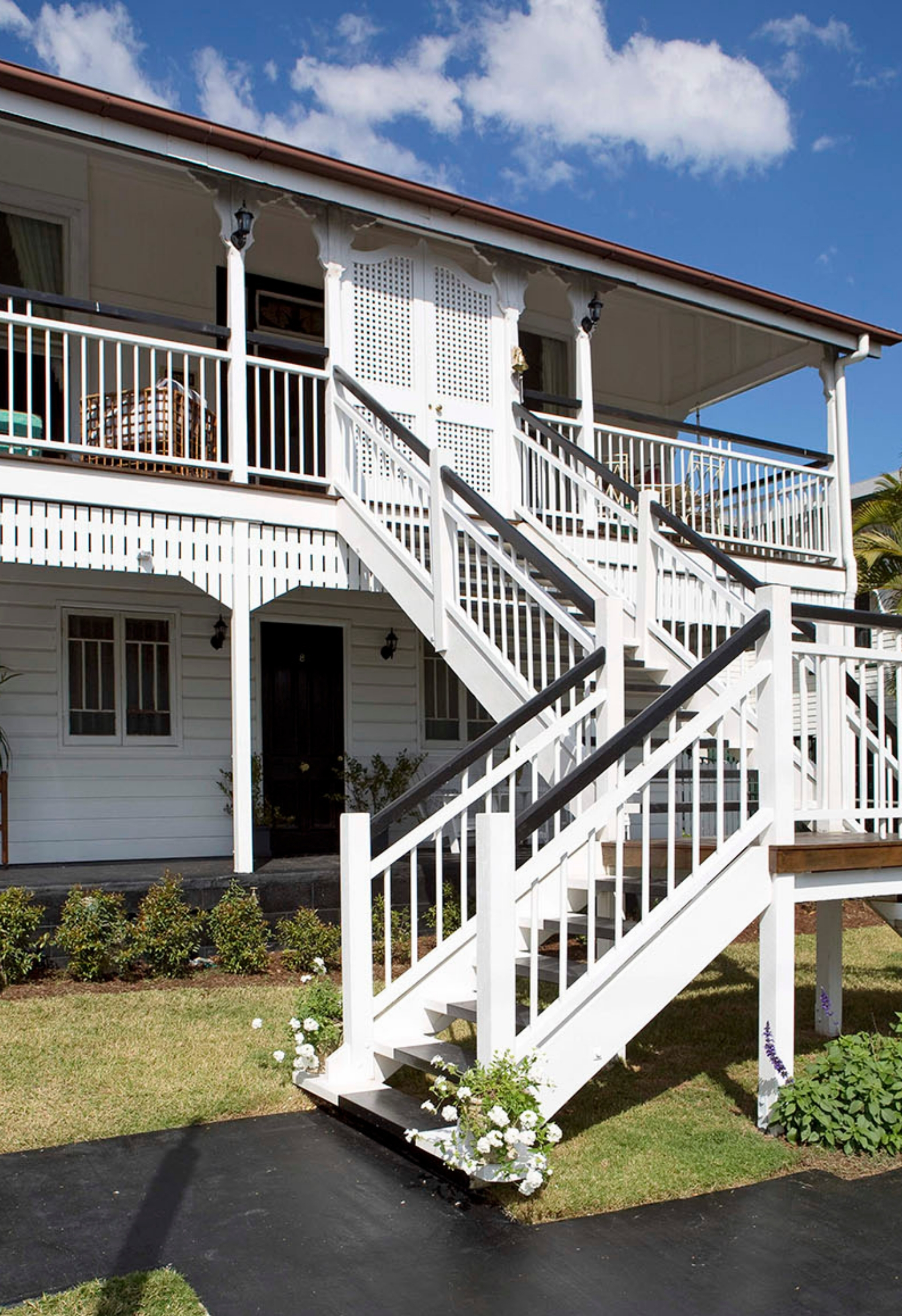 Before And After A Classic Queenslander Transformed Home Beautiful