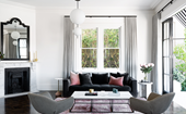 How to incorporate period features in a modern home