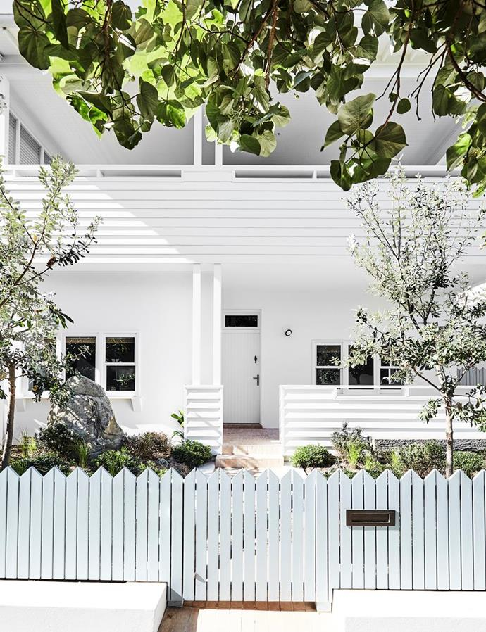 """Moving from Hong Kong to Sydney presented quite the lifestyle shift for the owners of this [California beachside property](https://www.homestolove.com.au/beach-bungalow-contemporary-renovation-22831