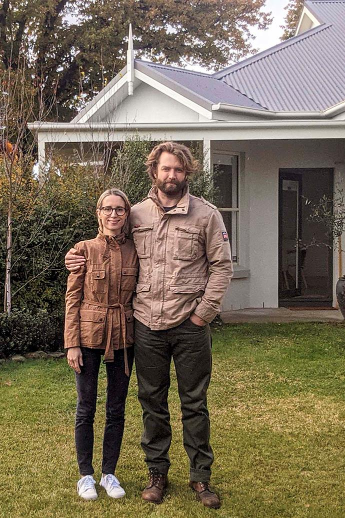 """Leaving Sydney's Inner West for a small town in Tasmania was the right move for Jennifer Cheslock and Andy Grady. """"Moving to the country was always a long-term goal. I grew up in the country in Canada, and Andy lived in a semi-rural town in the UK, so we dreamed of becoming [first-time homeowners](https://www.homestolove.com.au/must-read-tips-for-first-home-buyers-3391