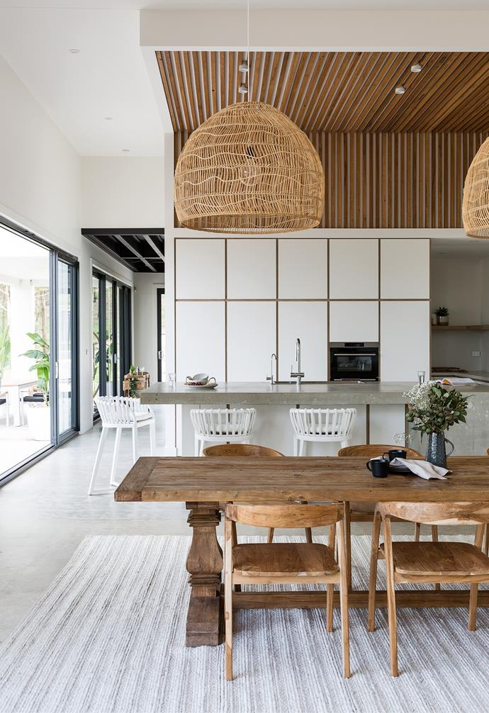 Designer-builder duo Heather and Aaron had a lot to consider when creating the ultimate 'forever' place for their young family of five – namely, adopting a timeless style they would never tire of and allowing enough space for their growing brood.